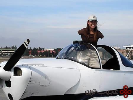 اولین-خلبان-بدون-دست