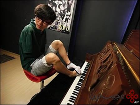نوازنده-پیانو