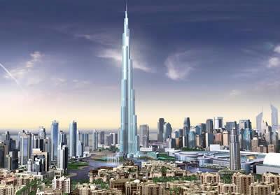 عکس کاور برج دبی ۱