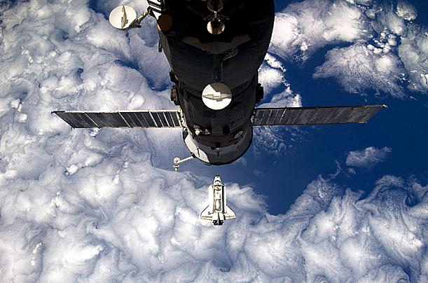 عکس-کاور-شاتل-فضایی-دیسکاوری