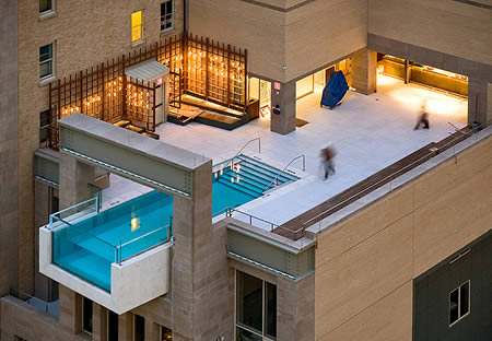 Cover-hanging-pool