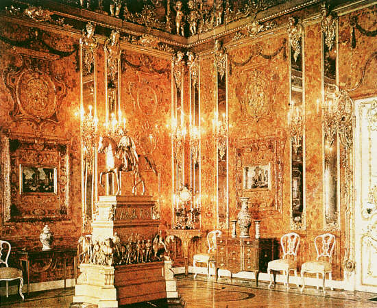 cover old amber room