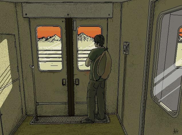 عکس کاور قطار ۱