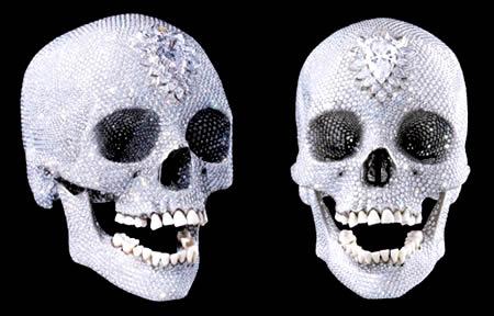 cover diamond skull