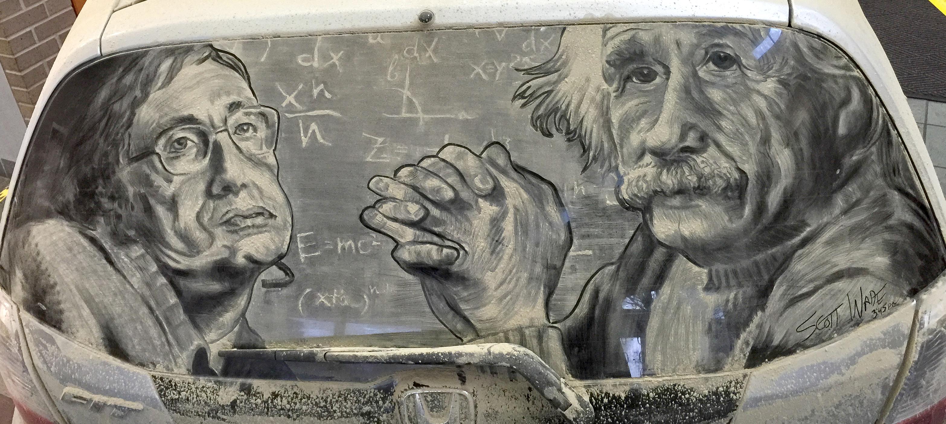 عکس کاور نقاشی ماشین کثیف (15)
