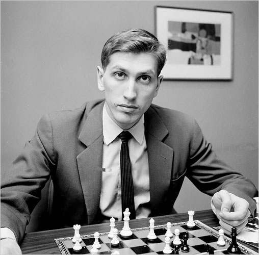 cover bobby fischer exhumed