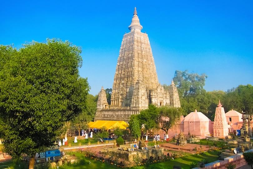 کاور معبد ماهابدی