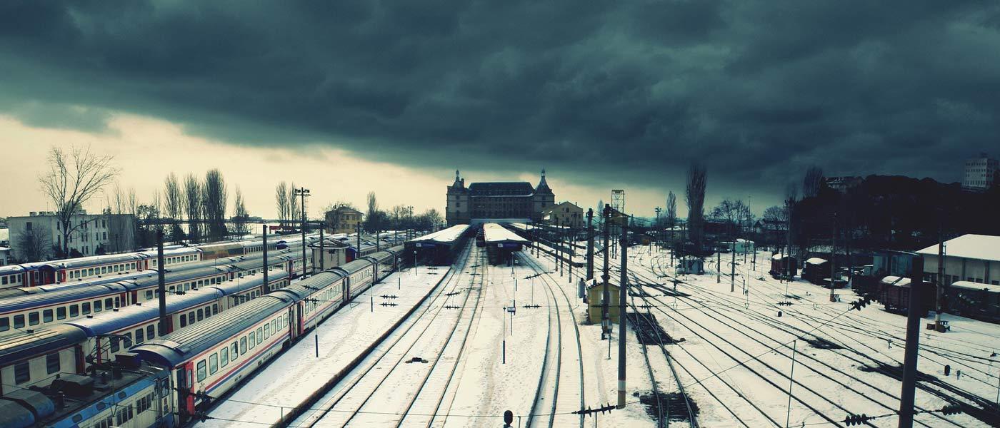 ۱۰ ایستگاه قطار زیبای جهان