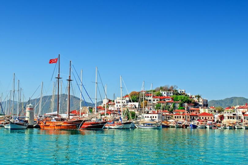 port of marmaris