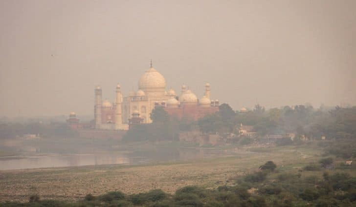 cover most polluted city