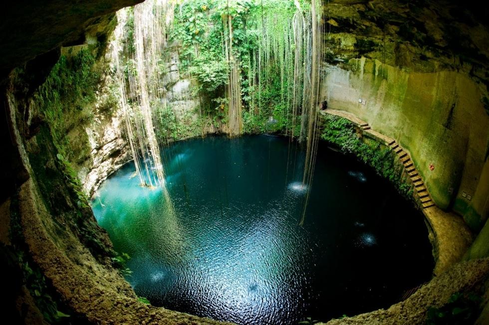 cover underground