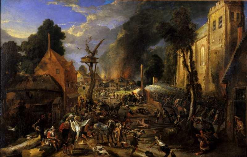 ۹ جنگ استقلال هلند (شروع از ۱۵۶۸ تا ۱۶۴۸ میلادی؛ ۸۰ سال جنگ)