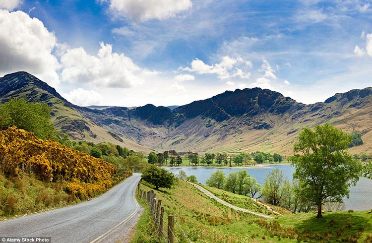 cover best britains roads
