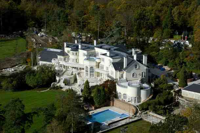 cover most expensive house